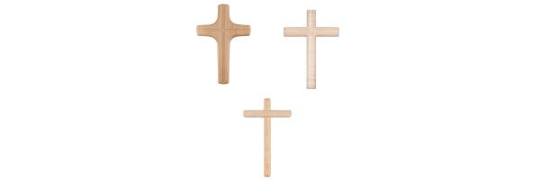 Kreuze ohne Körper