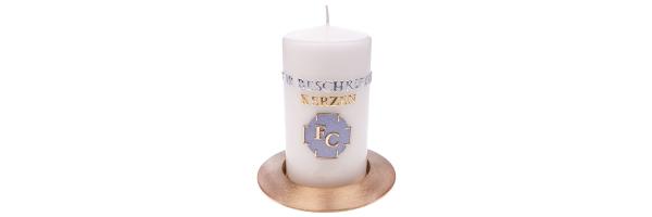 Kerzenbeschriftung