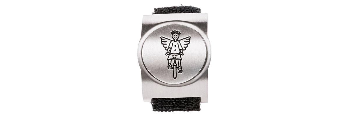 Der perfekte Schutzengel für\'s Fahrrad - Fritz Cox - Fahrrad Schutzengel