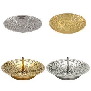 "Kerzenleuchter ""Spirale"""