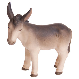 Abendlandkrippe Esel