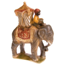 Bayrische Künsterkrippe - Elefanten Set