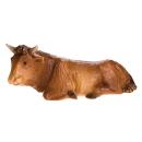Bayrische Künsterkrippe - Ochs und Esel